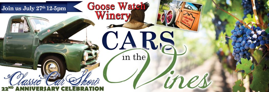 Cars in the Vines