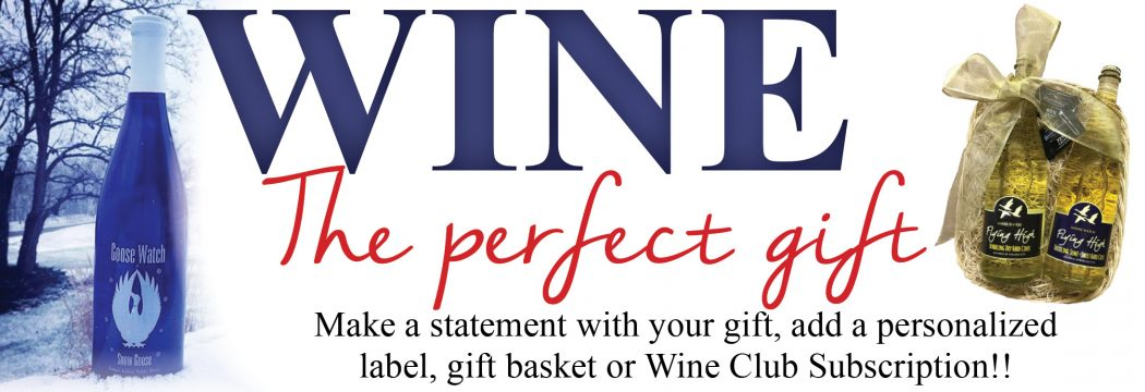 Wine - The Perfect Gift